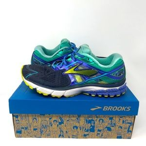 Brooks - Wmns Ravenna Running 'Charcoal/Aqua'
